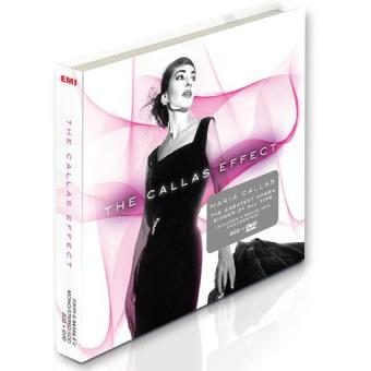 The Callas Effect + DVD