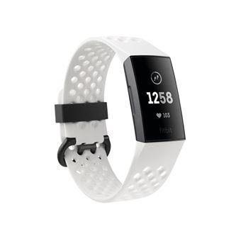 Smartband Fitbit Charge 3 Grafito/Blanco Hielo Edición especial