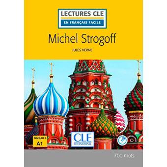 Michel Strogoff (Nivel A1) (Libro + CD)