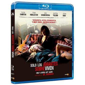 Sólo los amantes sobreviven - Blu-Ray