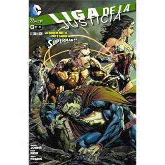Liga de la Justicia 18. Nuevo Universo DC