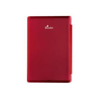Sony Reader PRS-T3 color rojo