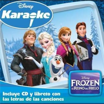 Frozen: El reino del hielo - Karaoke (B.S.O.) + Libreto