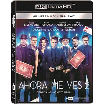 Ahora me ves 2 - UHD + Blu-Ray