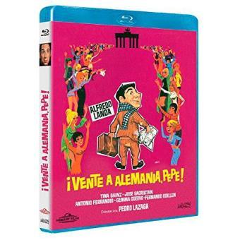 ¡Vente a Alemania, Pepe! - Blu-Ray