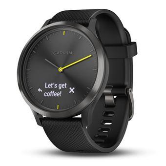 Smartwatch Garmin Vívomove HR Sport Negro