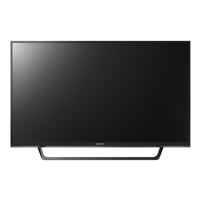 TV LED 32'' Sony Bravia KDL-32WE613 HD Ready Smart TV