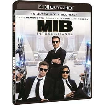 Men in Black International - UHD + Blu-Ray