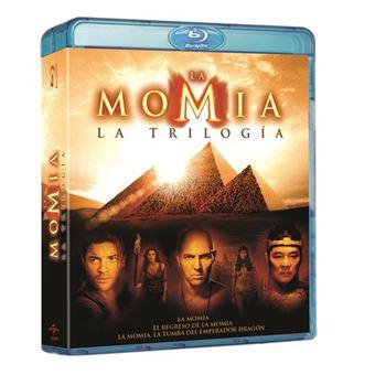 La momia 1-3 - Blu-Ray
