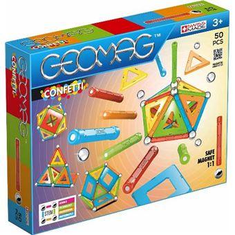 Geomag- Confetti - 50 piezas