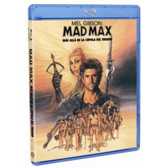 Mad Max 3: Más allá de la cúpula - Blu-Ray