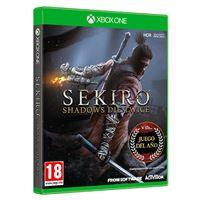 Sekiro-Shadows Die Twice XBox One