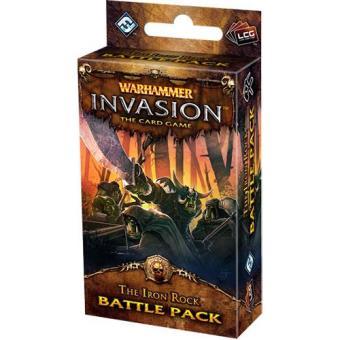 Warhammer. Invasion: La roca de hierro