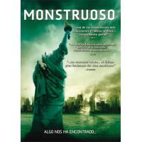 Monstruoso - DVD
