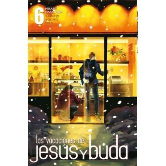 Las vacaciones de Jesús y Buda 6