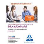 Educacion social valencia tema+test