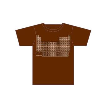 Camiseta Periodic table s