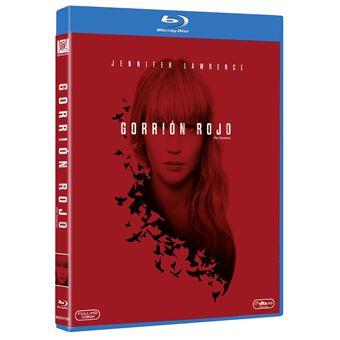 Gorrión rojo - Blu-Ray