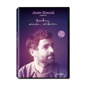 Pack Joan Dausa - 2 películas + 2 B.S.O. - DVD