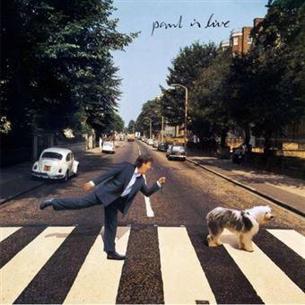 Paul is live - 2 Vinilos