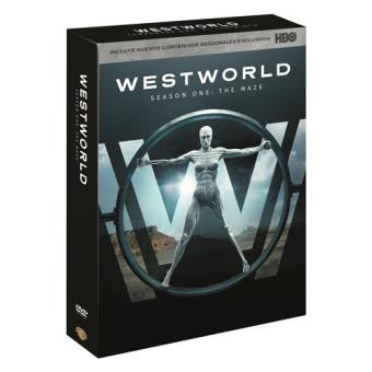Westworld - Temporada 1 - DVD