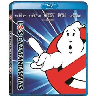 CazafantasmasLos cazafantasmas - Blu-Ray