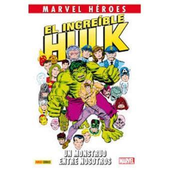 El Increible Hulk: Un Montruo Entre Nosotros
