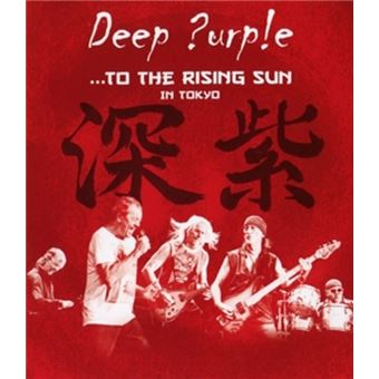Deep Purple… To The Rising Sun In Tokyo - Blu-ray