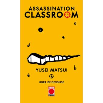 Assassination Classroom 17: Hora de dividirse