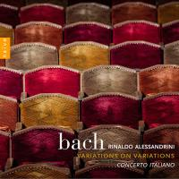 Bach: Variations On Variations