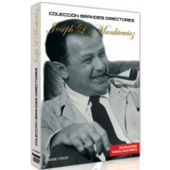 Pack Joseph L. Mankiewicz - DVD
