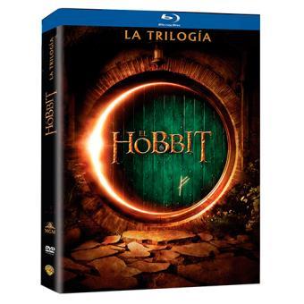Pack Trilogía El Hobbit - Blu-Ray