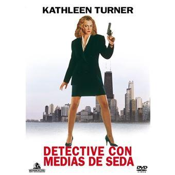 Detective con medias de seda - DVD