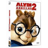 Alvin y las ardillas 2 - DVD