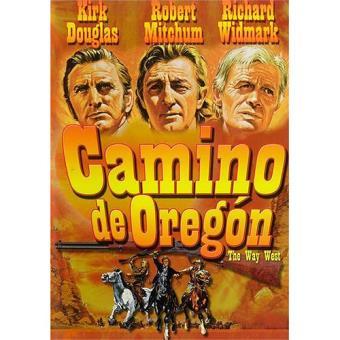 Camino de Oregón - Blu-Ray + DVD
