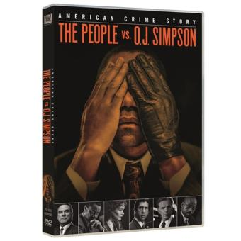 American Crime Story: The People Vs. O.J.Simpson - DVD