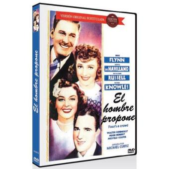 El hombre propone - DVD
