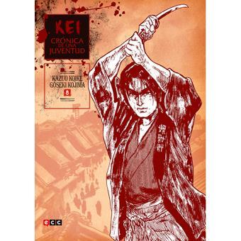 Kei, crónica de una juventud 8