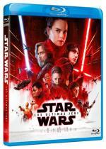 Star Wars Episodio VIII Los últimos Jedi - Blu-Ray