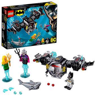 LEGO DC Super Heroes Batsubmarino de Baan y el combate bajo el agua