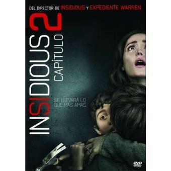 Insidious: Capítulo 2 - DVD