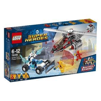 LEGO DC Super Heroes: Persecución gélida tras la Fuerza de la Velocidad