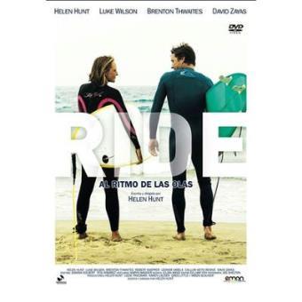 Ride. Al ritmo de las olas - Blu-Ray