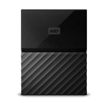 Disco duro portátil WD My Passport para Mac 2TB Negro