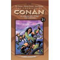 Las crónicas de Conan 21. La sangre del titán y otras historias