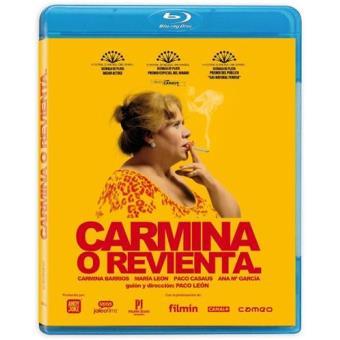 Carmina o Revienta - Blu-Ray