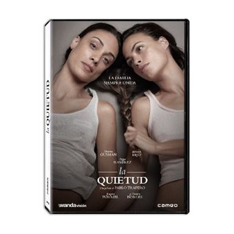 La quietud - DVD