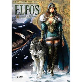 Elfos Integral 4: El cristal de los elfos silvanos. La última sombra