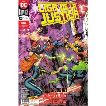 Liga de la Justicia núm. 90/12
