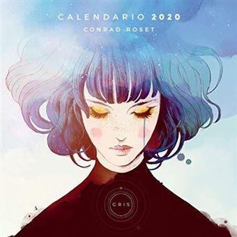 Calendario 2020 Conrad Roset Gris